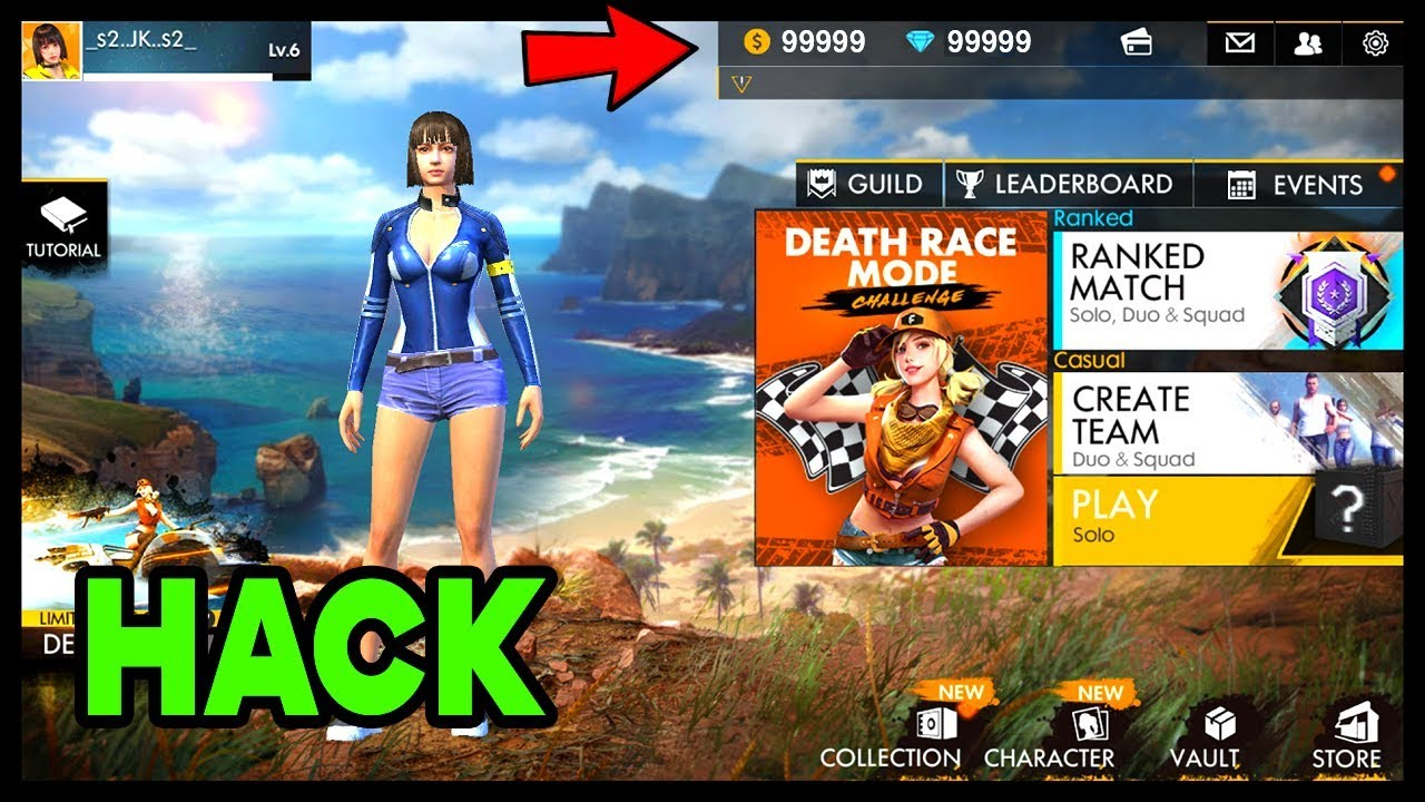 New [Hack Generator] Diamond Coins Extaf Live/Ff Free Fire