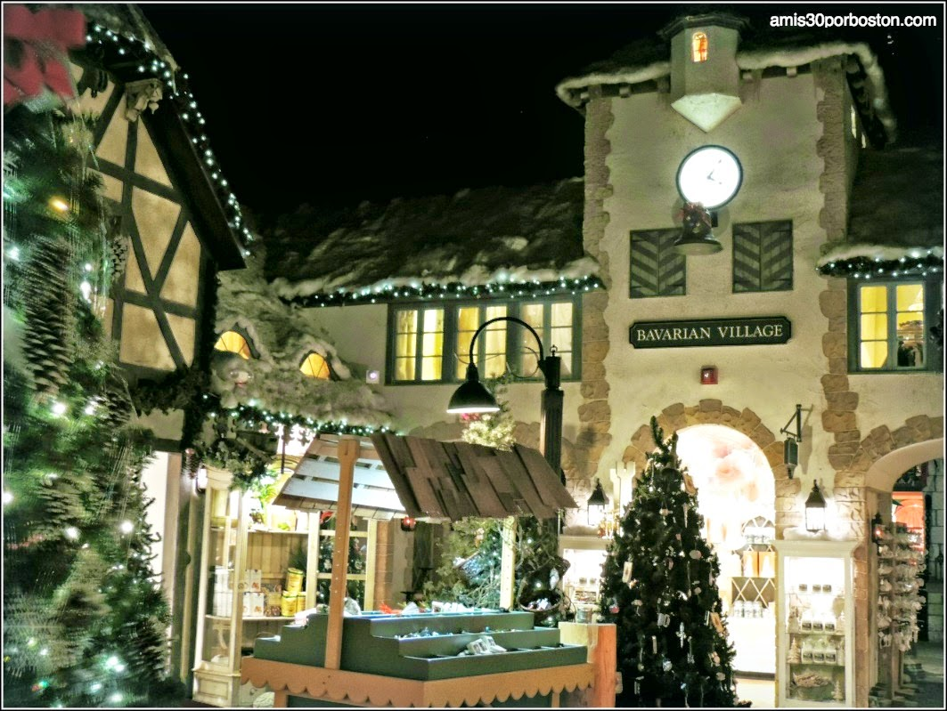 Yankee Candle Village: Bavarian Christmas Village