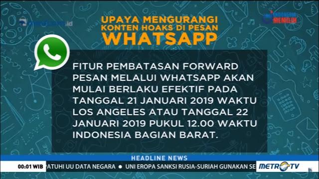 Kontrol Pesan Whatsapp, Pemerintah Jadi Diktator Digital?