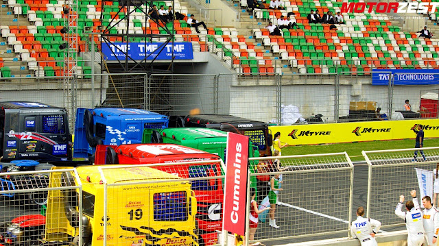 Tata Motors T1 Prima Truck Racing Season 3