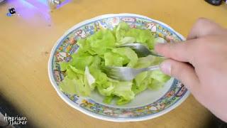 Membuat Sendiri Penjepit sayur