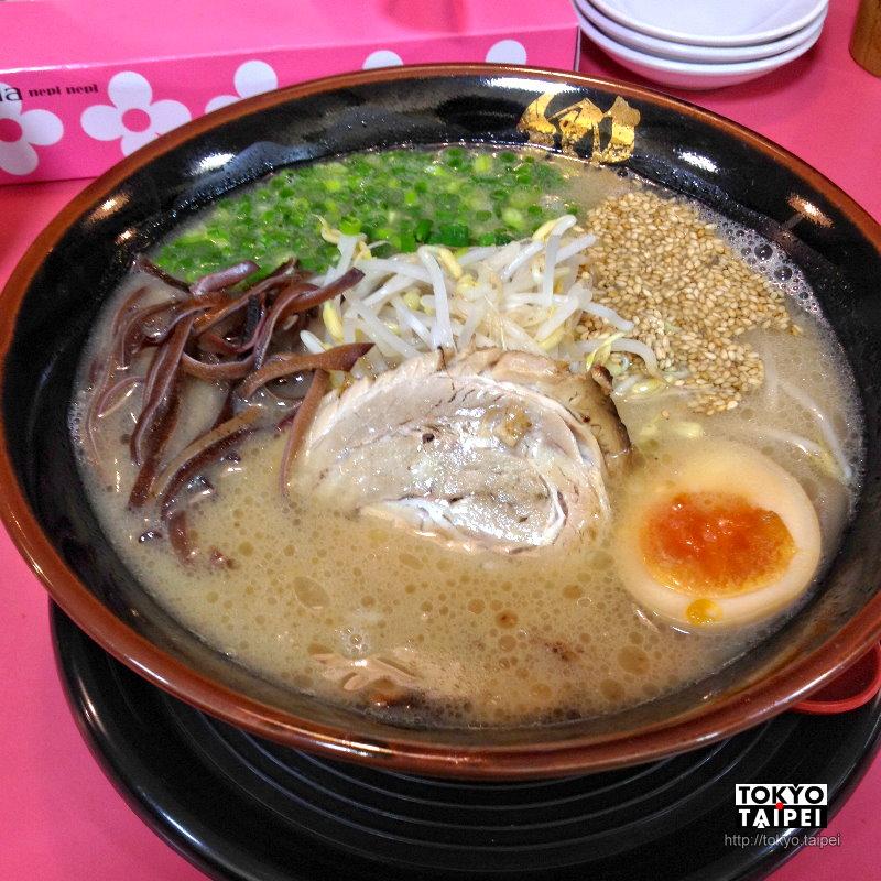 【宮崎拉麵響】南九州的經典濃厚豚骨拉麵 在機場也吃得到
