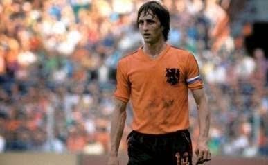 cruyff Pemain Sepakbola Terbaik