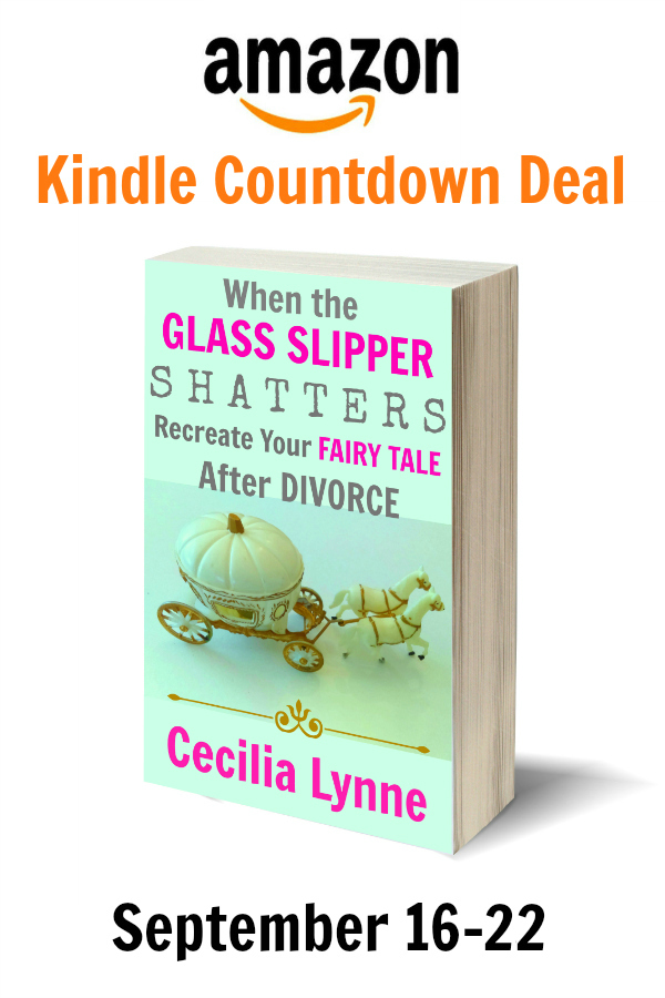 When the Glass Slipper Shatters...by Cecilia Lynne