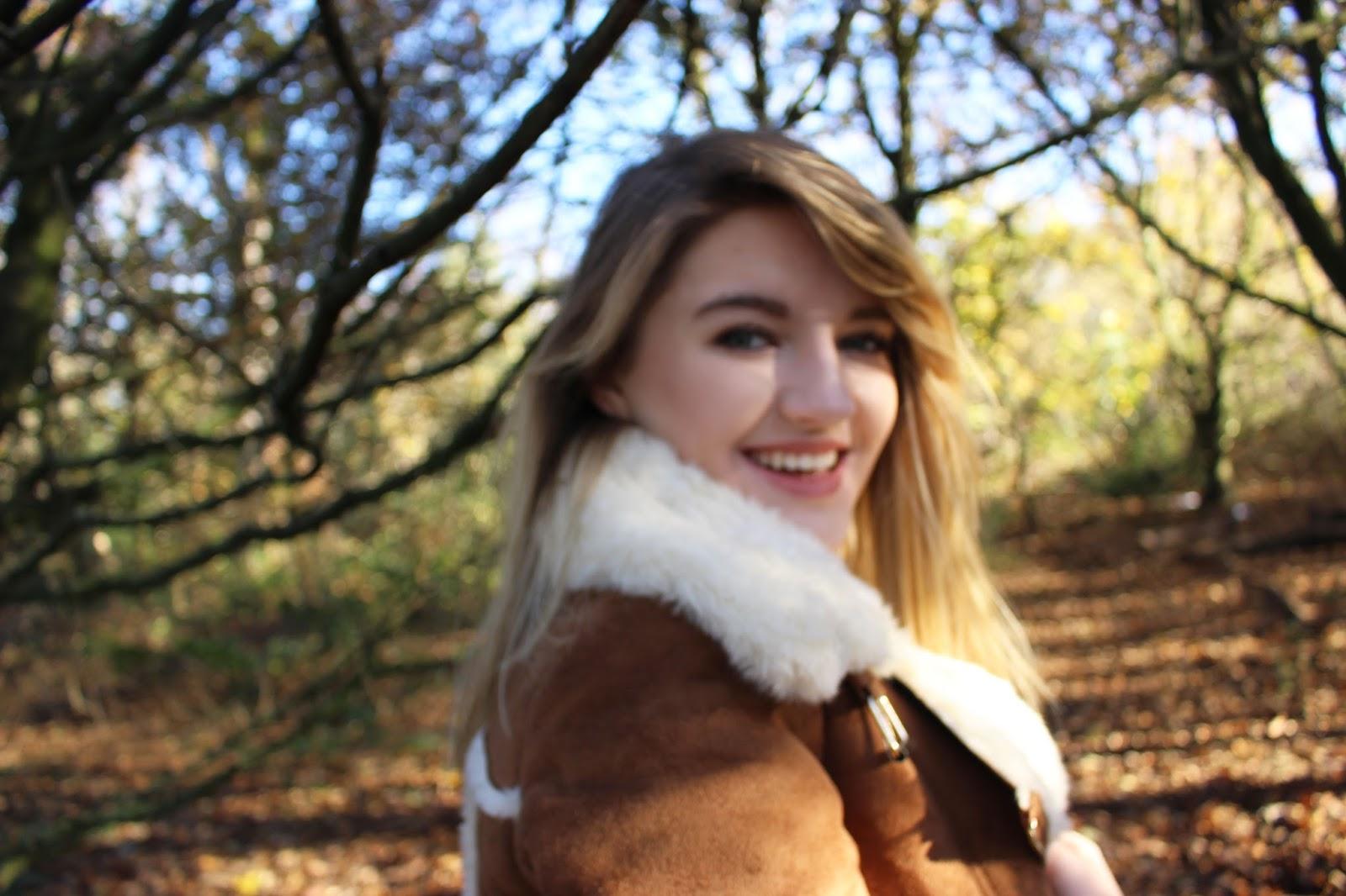 River island coat shearling coat darriyan cat eland zoella coat