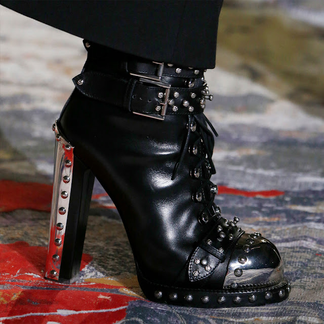 Hobnail Boot Alexander McQueen