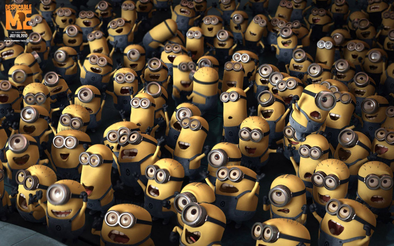 Wallpapers Free Download Hd 3d Despicable Me Hd Wallpapers Cartoon Wallpapers