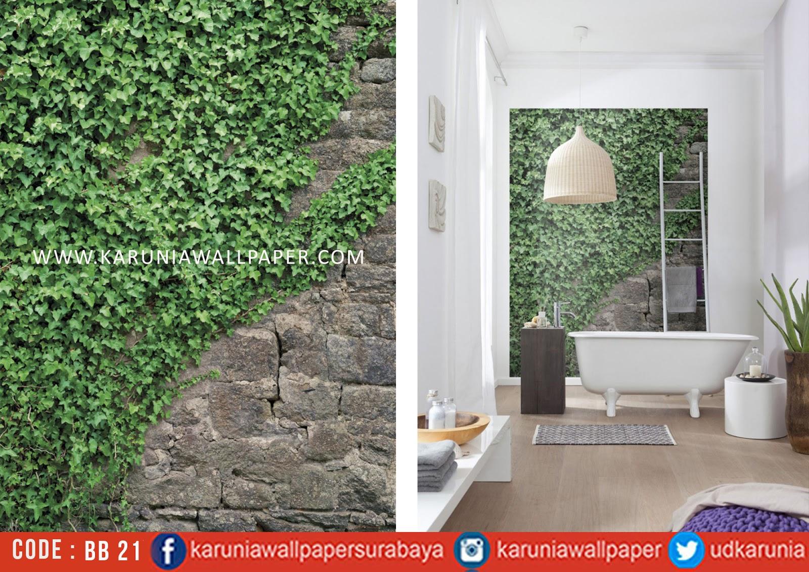jual wallpaper dinding tekstur rumput