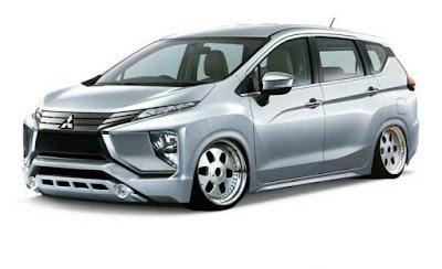 Desain Mitsubishi Expancer versiTaxi