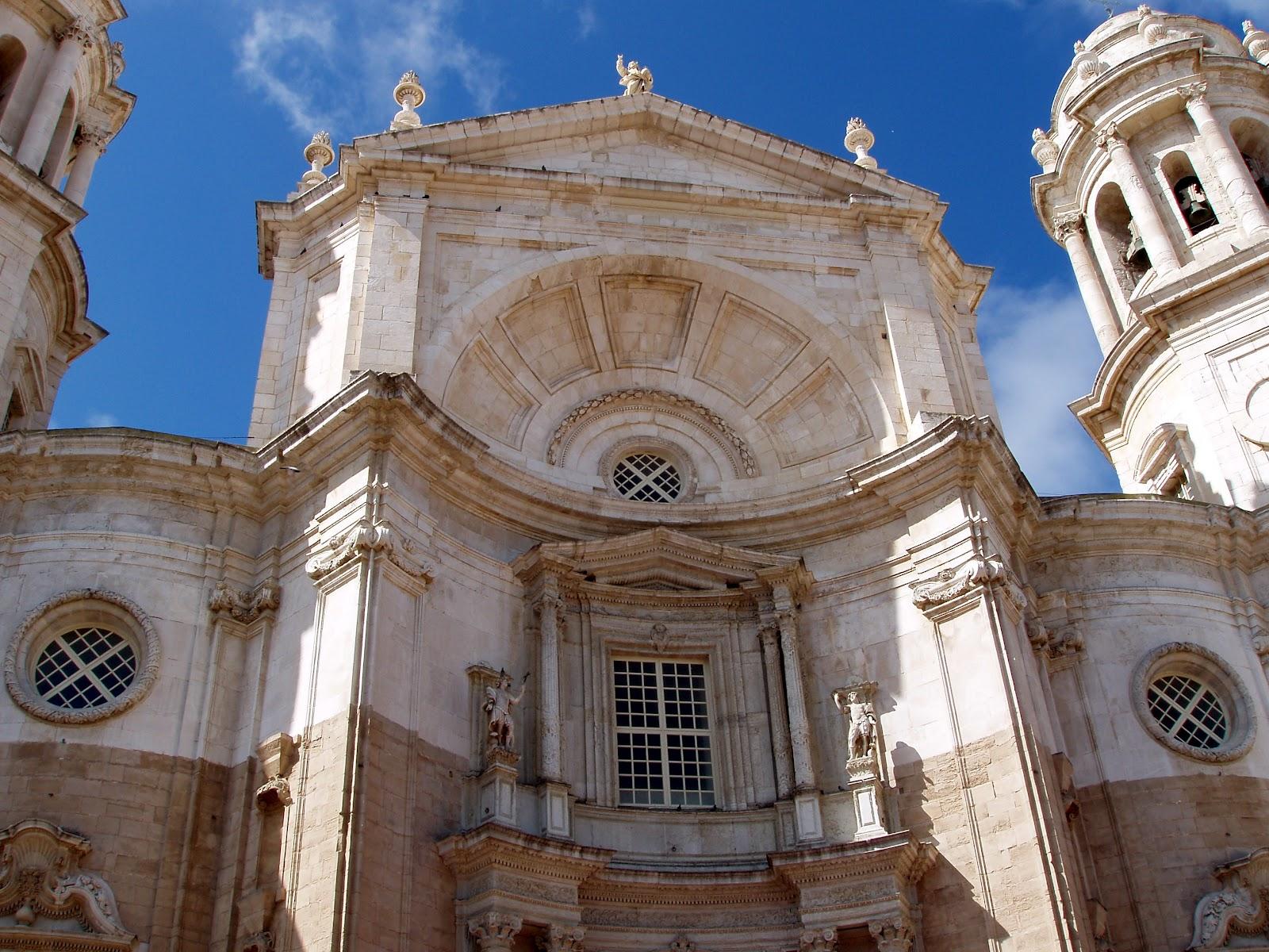 La Ciencia Baila Con Dios La Catedral Atlante De C Diz
