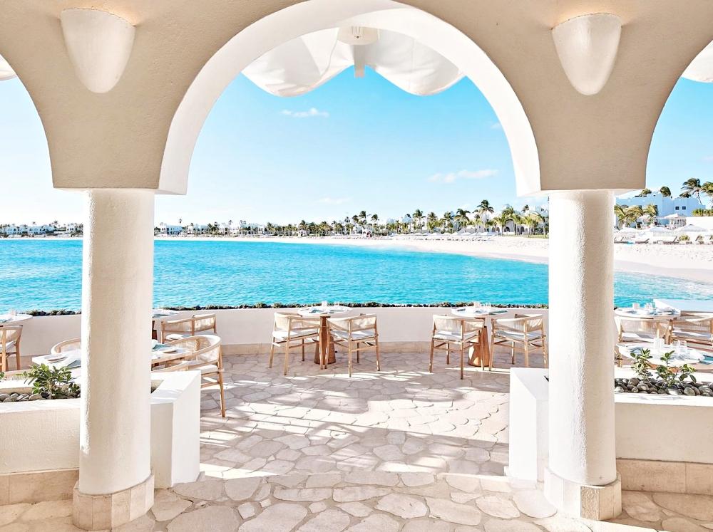 Belmond Cap Juluca Anguilla Restaurant