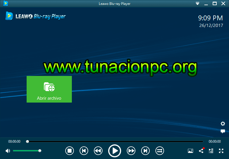 Leawo Blu-ray Player Final Español Gratis