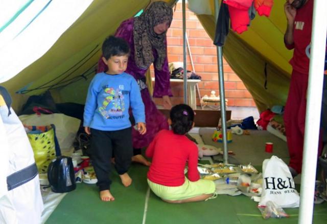 Προς μετακίνηση 10.000 πρόσφυγες από την Μακεδονία στην Πελοπόννησο