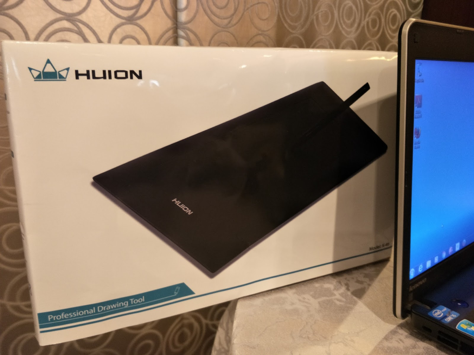 Huion Drawing and Animation Tools Soon to be Available in the ...