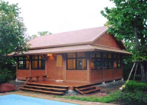 Rekabentuk Esklusif Rumah Kampung Yang Tampak Cantik Dan Menarik