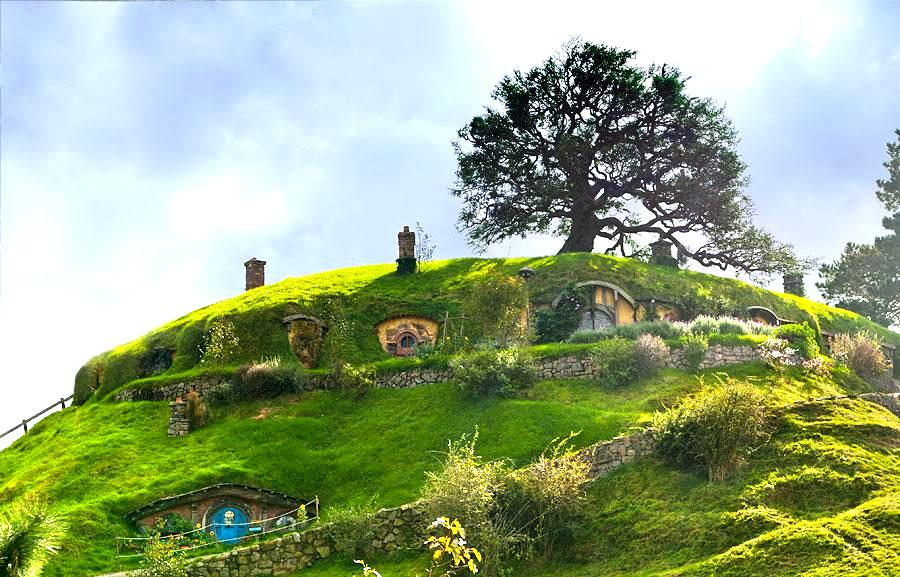 Nz Shooting Video Wallpaper: Cheap Flights To India: Visit The Hobbit Land-The Hobbiton