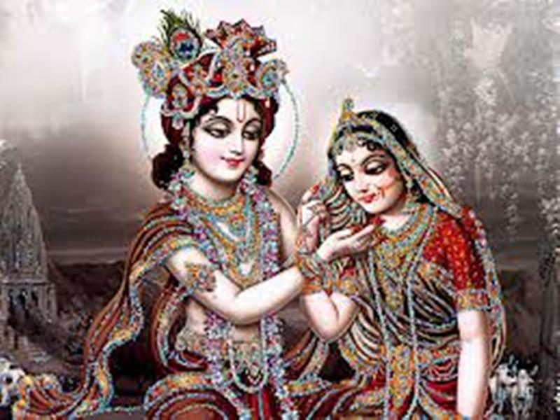 Image result for radha krishna picture in bedroom