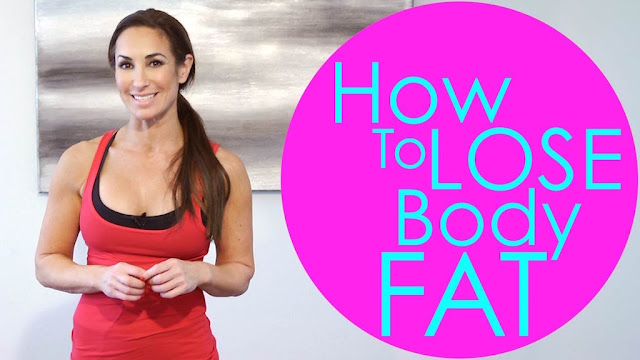 3 Simple Steps To Lose Body Fat