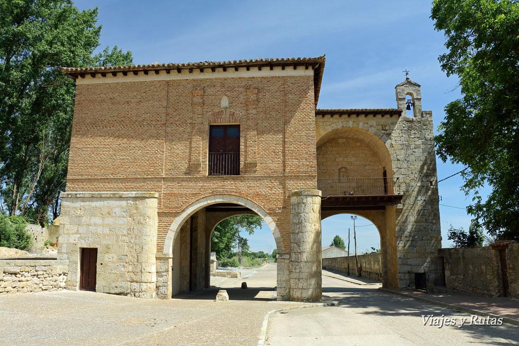 Arco de San Sebastian, Medina de Rioseco