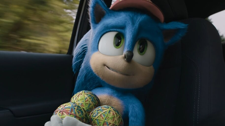 Sonic The Hedgehog New Movie 2020 4k Wallpaper 7 268