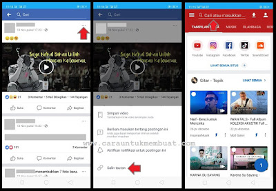 Cara Download Video Facebook Terbaru