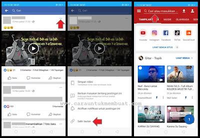 Cara Download Video Facebook Terbaru