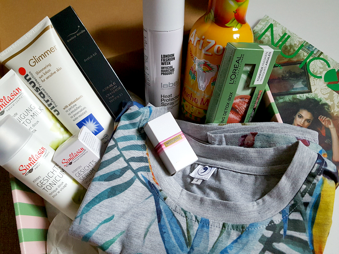 Unboxing: LA PETITE BOX - TROPICAL EDITION 6