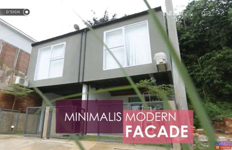 Desain Rumah Mungil Ukuran 50m2