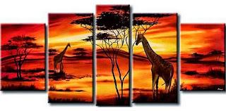fotos-de-lienzos-de-paisajes-africanos