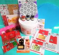 Logo Vinci gratis fornitura di prodotti Sugarmania per cake design, pasta da zucchero e decorazioni per torte
