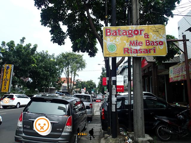 Batagor Riasari dan Selera Tionghoa
