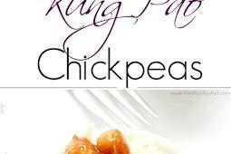 KUNG PAO CHICKPEAS