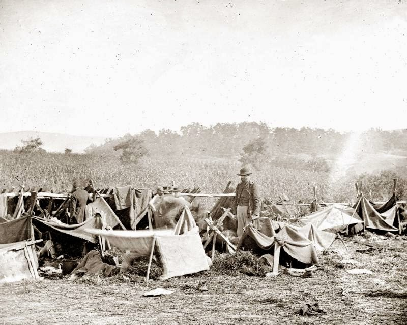 A history of the making of truce between the union and the confederate army in the civil war