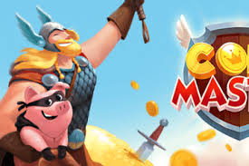 Download Coin Master 3..5.8 MOD coins/spins for Android, iOS