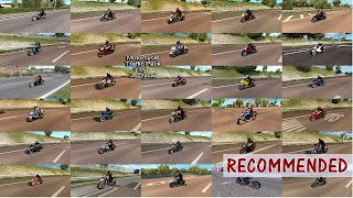 ets 2 motorcycle traffic pack v2.5