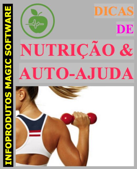 EBOOK DICAS DE NUTRIÇÃO E AUTO-AJUDA