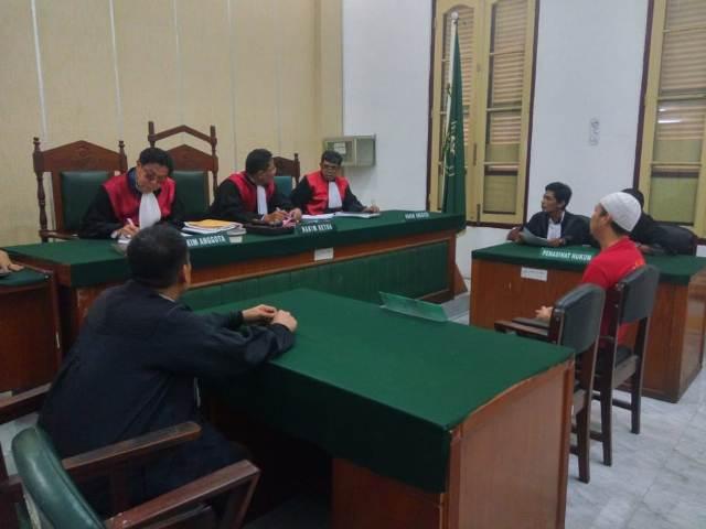 Dinilai Menghina Suku Batak, Faisal Abdi Dituntut 2 Tahun Penjara