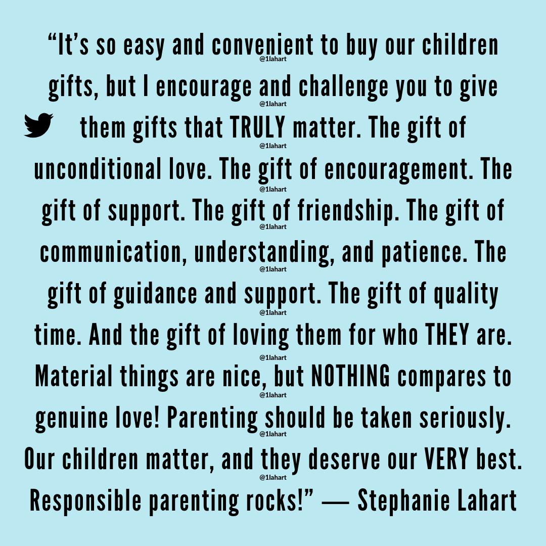 Stephanie Lahart Responsible Parenting Rocks Quotes Stephanie Lahart