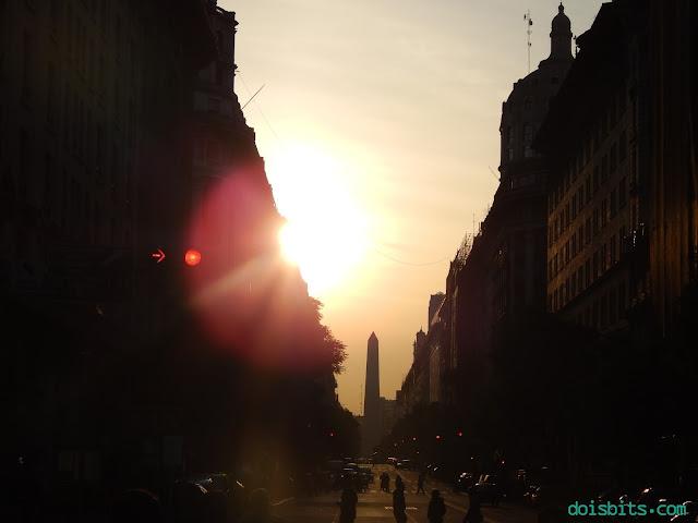 Pontos Turísticos Buenos Aires Obelisco
