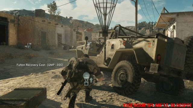 metal gear solid v the phantom pain download repack