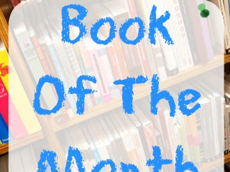 Book of the Month - A Squash and A Squeeze
