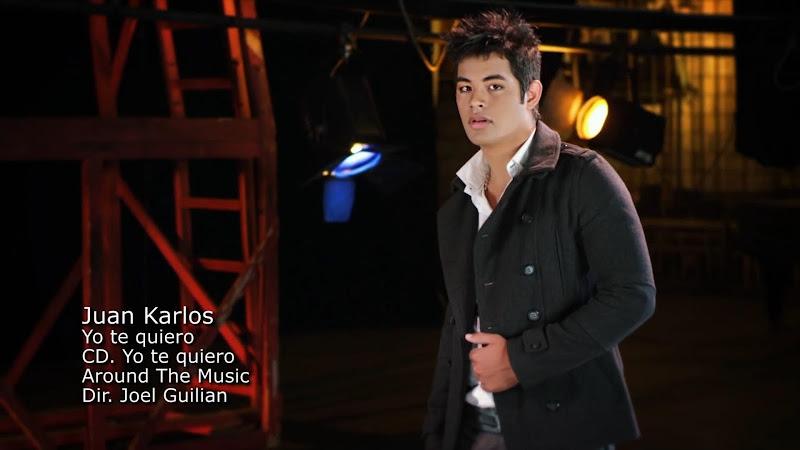 Juan Karlos - ¨Yo te quiero¨ - Videoclip - Dirección: Joel Guilian. Portal Del Vídeo Clip Cubano