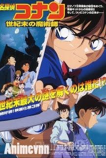 Thám Tử Conan 3 -Detective Conan Movie 3 - Thám Tử Conan Phần 3 2013 Poster