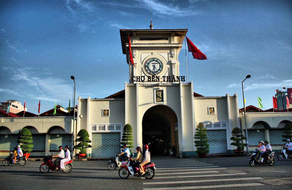 A day in Ben Thanh Market in Ho Chi Minh City | Bàn luận về du lịch trong  nước phát triển thế nào