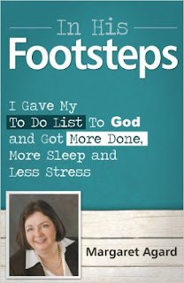 In His Footsteps - inspirational and spiritual memoir by Margaret Agard