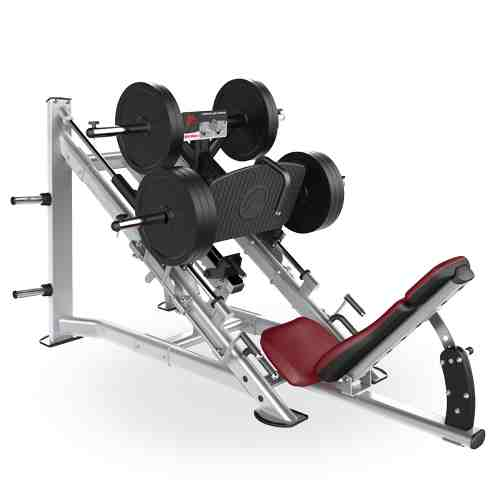 leg extension machine quadriceps