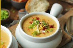 Irish Ale Cheese Soup