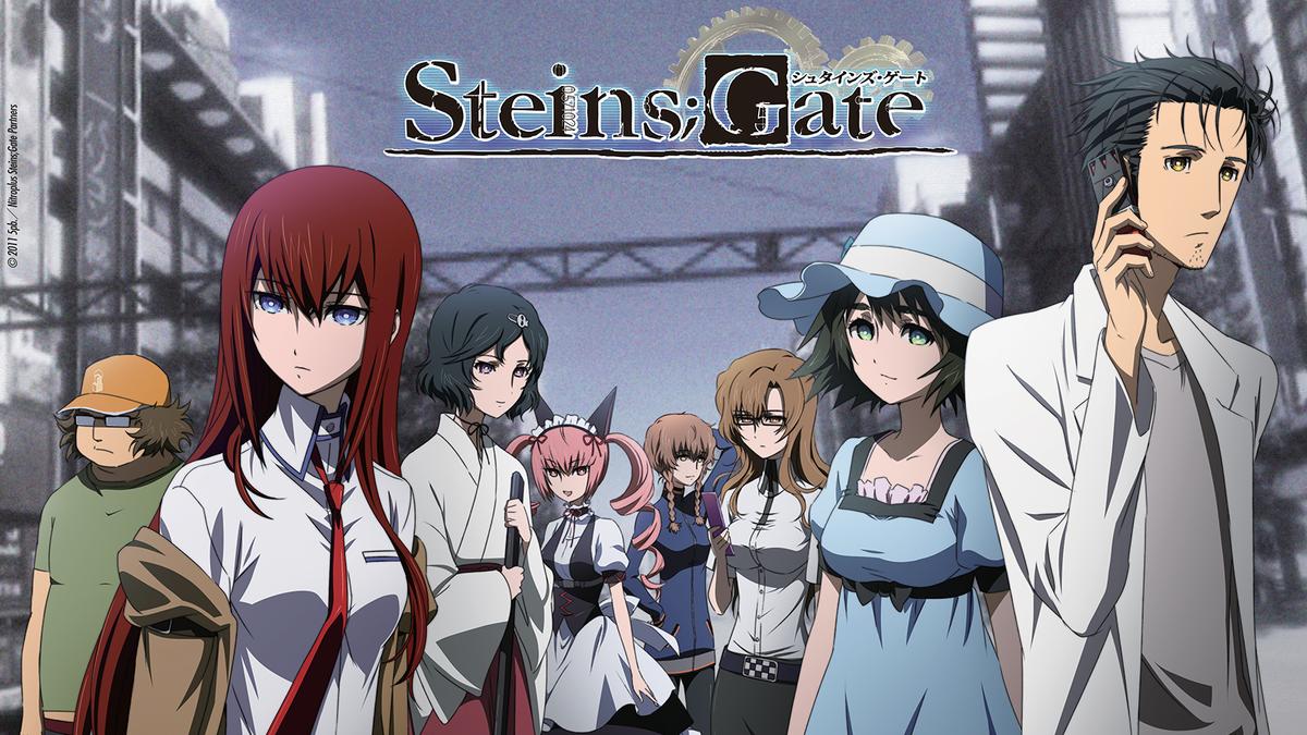 Hasil gambar untuk Steins;gate