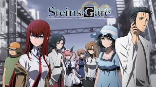 Steins Gate BD (S1 + S2 batch) + Movie Subtitle Indonesia