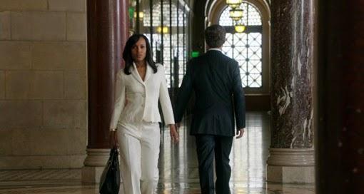 Scandal Reencuentro de Fitz y Olivia
